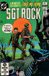 Cover Thumbnail for Sgt. Rock (1977 series) #364 [Direct]
