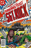 Cover for Sgt. Rock (DC, 1977 series) #370 [Newsstand]