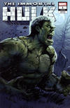 Cover for Immortal Hulk (Marvel, 2018 series) #1 [AOD Exclusive Ashley Witter]