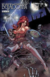 Cover Thumbnail for Belladonna: Fire and Fury (2017 series) #10 [Undead Nude Cover]