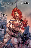 Cover Thumbnail for Belladonna: Fire and Fury (2017 series) #10 [Bondage Nude Cover]