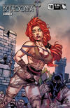 Cover Thumbnail for Belladonna: Fire and Fury (2017 series) #10 [Bondage Cover]