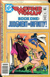 Cover Thumbnail for Wonder Woman (1942 series) #291 [Newsstand]