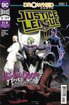 Cover for Justice League (DC, 2018 series) #12 [Jorge Jimenez Cover]