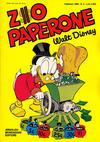 Cover for Zio Paperone (Arnoldo Mondadori Editore, 1987 series) #4
