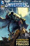 Cover for Universo DC (Panini Brasil, 2012 series) #6