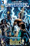 Cover for Universo DC (Panini Brasil, 2012 series) #7