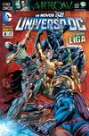 Cover for Universo DC (Panini Brasil, 2012 series) #8