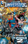 Cover for Universo DC (Panini Brasil, 2012 series) #9