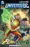 Cover for Universo DC (Panini Brasil, 2012 series) #23