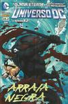 Cover for Universo DC (Panini Brasil, 2012 series) #23.2 [Capa Metalizada]