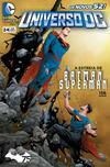Cover for Universo DC (Panini Brasil, 2012 series) #24