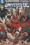 Cover for Universo DC (Panini Brasil, 2012 series) #23.1 [Capa Metalizada]