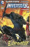Cover for Universo DC (Panini Brasil, 2012 series) #23.3 [Capa Metalizada]