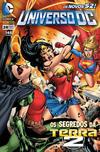 Cover for Universo DC (Panini Brasil, 2012 series) #28
