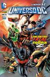Cover for Universo DC (Panini Brasil, 2012 series) #34