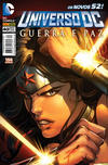Cover for Universo DC (Panini Brasil, 2012 series) #40