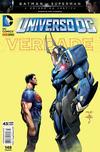Cover for Universo DC (Panini Brasil, 2012 series) #43