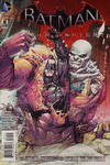 Cover for Batman: Arkham Knight (DC, 2015 series) #9