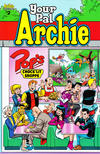 Cover Thumbnail for Your Pal Archie (2017 series) #2 [Cover B Les McClaine]