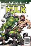 Cover for Incredible Hulk (Marvel, 2000 series) #107 [Newsstand]