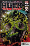 Cover Thumbnail for Immortal Hulk (2018 series) #7 [Mike Deodato Jr. 'Marvel Knights 20']