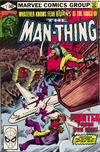 Cover for Man-Thing (Marvel, 1979 series) #7 [Direct]