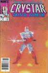 Cover Thumbnail for The Saga of Crystar, Crystal Warrior (1983 series) #4 [Newsstand]