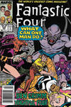 Cover Thumbnail for Fantastic Four (1961 series) #328 [Newsstand]