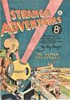 Cover for Strange Adventures (K. G. Murray, 1954 series) #6