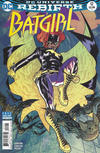 Cover for Batgirl (DC, 2016 series) #12 [Francis Manapul Cover]