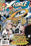 Cover Thumbnail for X-Force (1991 series) #29 [Newsstand]