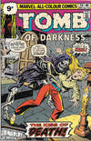 Cover for Tomb of Darkness (Marvel, 1974 series) #20 [British]