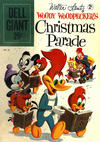 Cover for Dell Giant (Dell, 1959 series) #40 - Walter Lantz Woody Woodpecker's Christmas Parade [UK Price Variant]
