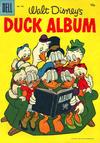 Cover Thumbnail for Four Color (1942 series) #782 - Walt Disney's Duck Album [15¢]