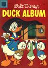 Cover for Four Color (Dell, 1942 series) #840 - Walt Disney's Duck Album [15¢]