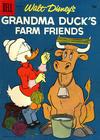 Cover Thumbnail for Four Color (1942 series) #873 - Walt Disney's Grandma Duck's Farm Friends [15¢]