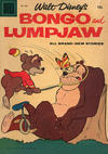 Cover Thumbnail for Four Color (1942 series) #886 - Walt Disney's Bongo and Lumpjaw [15¢]