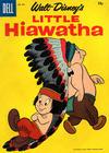Cover for Four Color (Dell, 1942 series) #901 - Walt Disney's Little Hiawatha [15¢]