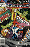 Cover Thumbnail for Marvel Comics Presents (1988 series) #18 [Newsstand]