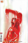 Cover for The Flash (DC, 2016 series) #52 [Gabriele Dell'Otto Variant Cover]