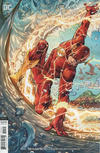 Cover for The Flash (DC, 2016 series) #55 [Howard Porter Variant Cover]