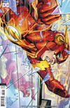 Cover for The Flash (DC, 2016 series) #54 [Howard Porter Variant Cover]