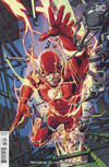 Cover for The Flash (DC, 2016 series) #56 [Howard Porter Variant Cover]