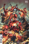 Cover for The Flash (DC, 2016 series) #57 [Mico Suayan Variant Cover]