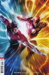 Cover for The Flash (DC, 2016 series) #51 [Francesco Mattina Variant Cover]