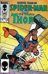 Cover for Marvel Team-Up (Marvel, 1972 series) #148 [Direct]