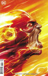 Cover for The Flash (DC, 2016 series) #49 [Francesco Mattina Variant Cover]