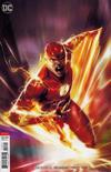 Cover for The Flash (DC, 2016 series) #48 [Francesco Mattina Variant Cover]