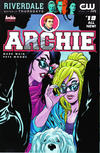 Cover Thumbnail for Archie (2015 series) #19 [Cover B - Emanuela Lupacchino]